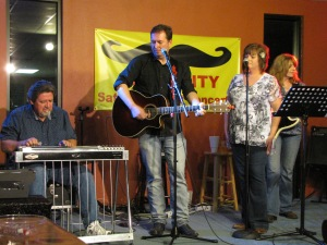 We opened for Walenia on 9/27 at Simplicity Coffee and Tea, Lebanon MO